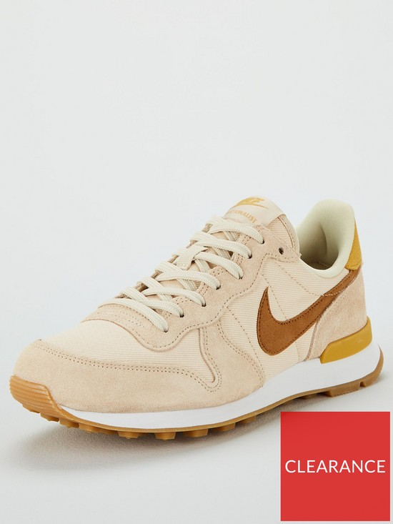 the latest a20a4 b0835 Nike Internationalist - Sand   very.co.uk
