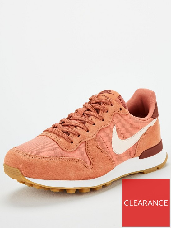 new arrivals a574c 54c3a Nike Internationalist - Pink   very.co.uk