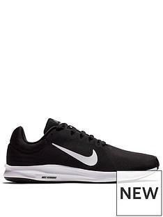 823e1347da6 Nike Downshifter 8 - Black White