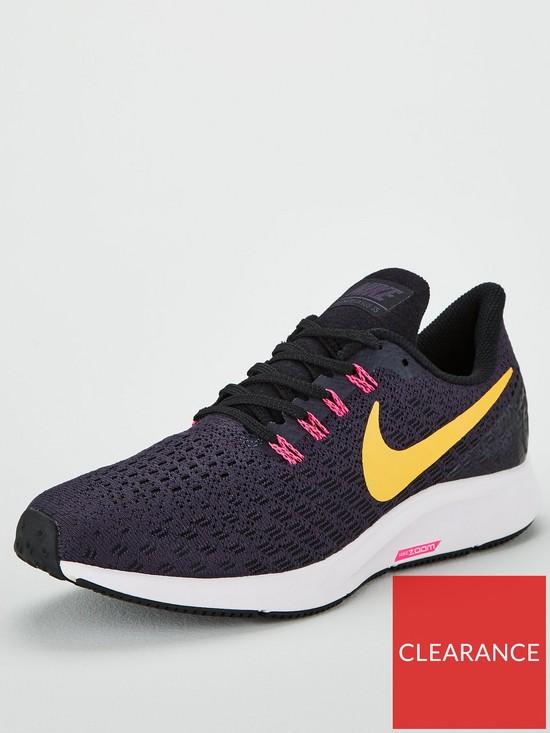 af8b6df5e55a Nike Air Zoom Pegasus 35 - Purple Orange Pink
