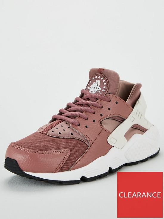 Huarache uk Nike co Air Run MauveVery 8v0NnwmO