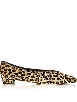lk-bennett-constance-pointe-toe-animal-print-flat-shoesnbsp--leopard