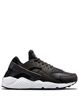 Nike Air Huarache Run - Black