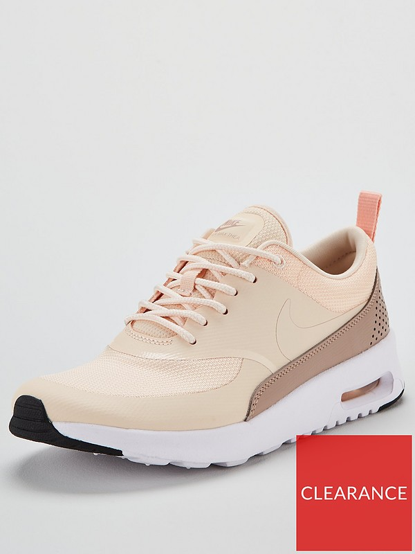 New Arrival WMNS Nike Air Max Thea Running Shoes Autumn Max 87 Fitness Jogging Sneaker Orange White