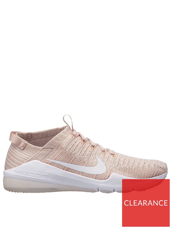 dc4fc6e83e4d03 Nike Air Zoom Fearless Flyknit 2 - Beige Pink