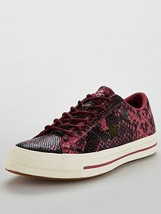 converse-one-star-leather-ox-pinknbspanimal-print