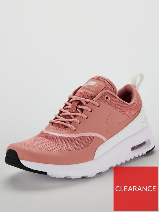 wholesale dealer 434d7 a28ca Nike Air Max Thea - Pink   very.co.uk