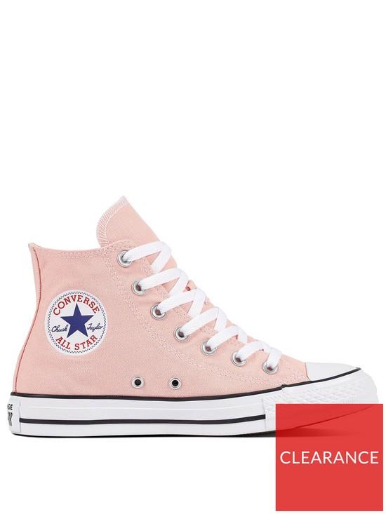 Converse Chuck Taylor All Star Hi-Top - Pink  53d8535b6