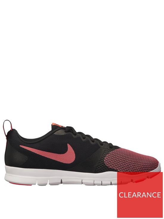 97948843759a98 Nike Flex Essential TR - Black Pink