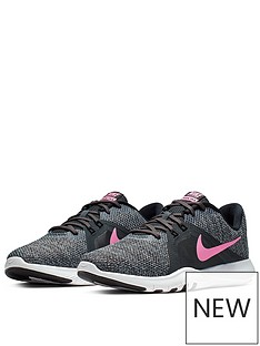 65ba666e5e0 Nike Flex Trainer 8 - Black Pink