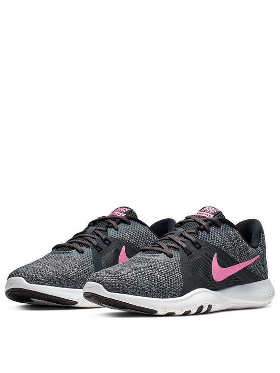 2a46c1c252729 Nike Flex Trainer 8 - Black Pink
