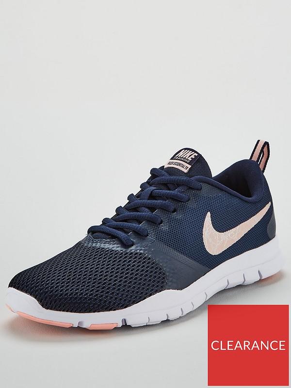 buy online 8ff1b 3dd6b Nike Flex Essential TR - NavyPink