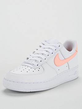 Nike Air Force 1 '07 - White/Pink