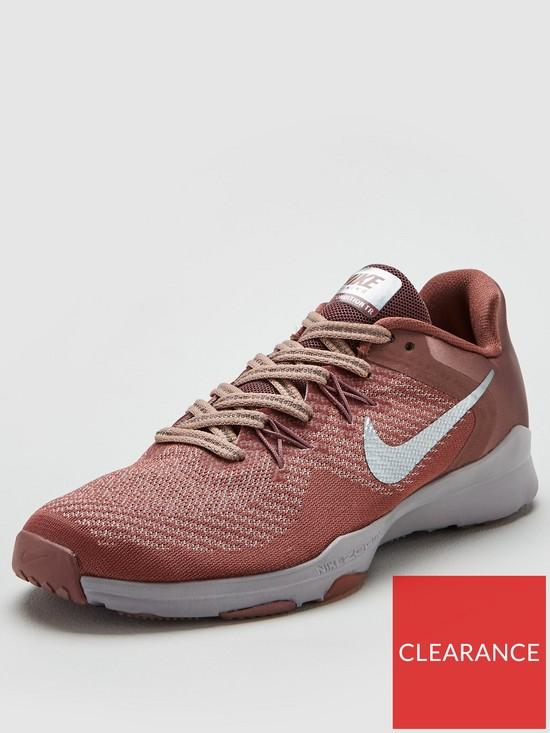 698a55f4f862 Nike Zoom Condition Tr 2 Premium - Mauve Silver