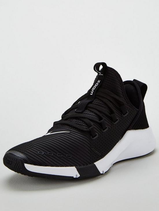 lowest price 0f23e 58dfe Nike Air Zoom Elevate - Black White