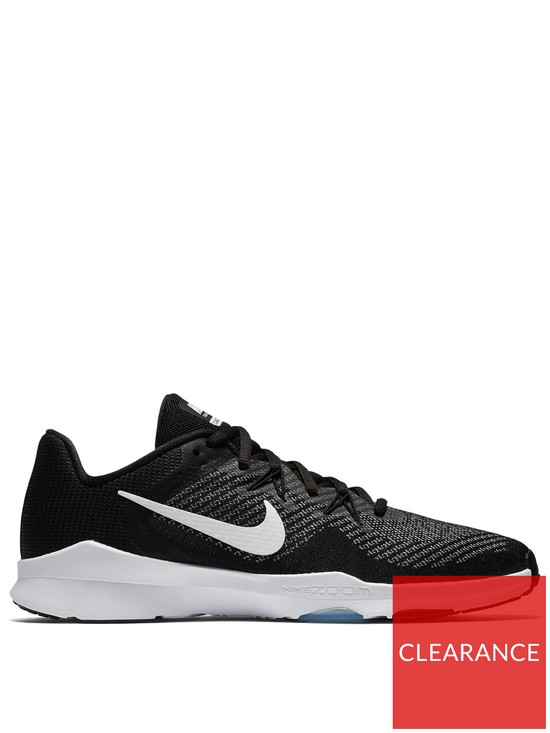 dbfc15bd7c54e0 Nike Zoom Condition TR 2 - Black