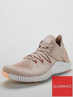 Nike Free Trainer Flyknit 3 - Beige Pink fc425ea00
