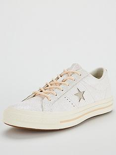 converse-one-star-leather-ox-off-white-animal-print