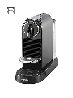Nespresso CitiZ Coffee Machine by Magimix - Black