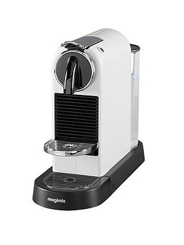 Nespresso Citiz Coffee Machine By Magimix – White
