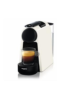 Nespresso Essenza Mini Coffee Machine By Magimix - Pure White