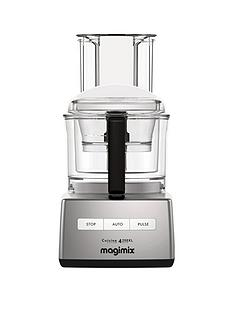 Magimix Cuisine Systeme 4200XL BlenderMix Food Processor - Satin