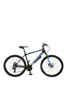 Boss Cycles Boss Atom - Mens 26 Alloy, Cable Disc HT Mountain Bike