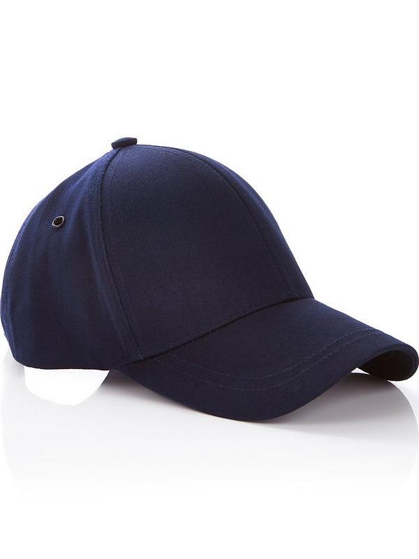 c04a7628492aac PS PAUL SMITH Men's Zebra Logo Baseball Cap - Navy | very.co.uk