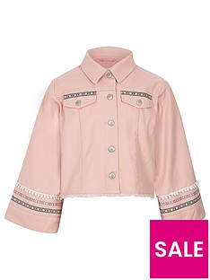 river-island-girls-pink-embellished-wide-sleeve-shacket