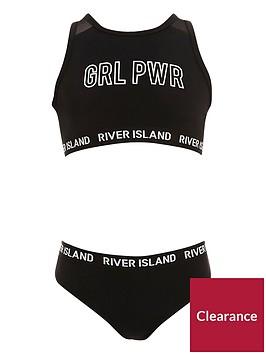 river-island-girls-black-ri-039girl-power039-tankini