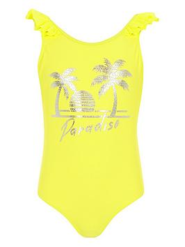 river-island-girls-yellow-lsquoparadisersquo-swimsuit