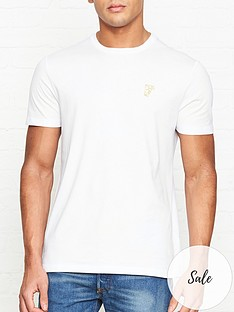 versace-collection-medusa-head-gold-logo-t-shirtnbsp--white