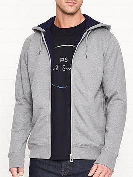 ps-paul-smith-zip-through-hoodienbsp--grey