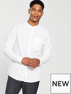 river-island-ls-grandad-collar-shirt