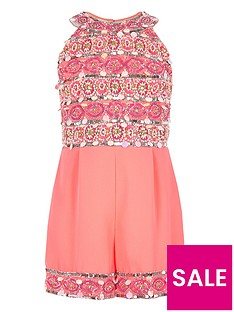 river-island-girls-pink-embellished-high-neck-playsuit