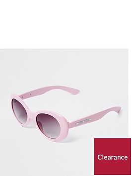 river-island-girls-pink-oval-retro-style-sunglasses