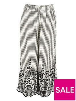river-island-girls-white-stripe-broderie-wide-leg-trousers