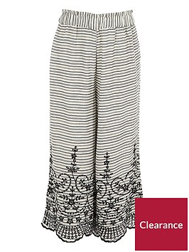 river-island-girls-white-stripe-broderie-wide-leg-trousers