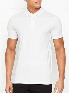 versace-collection-medusa-head-gold-logo-polo-shirtnbsp--white