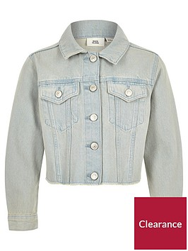 river-island-girls-light-blue-frayed-hem-denim-jacket