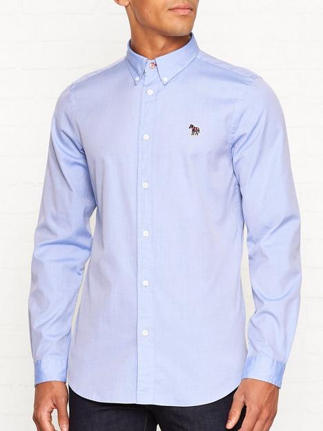 ps-paul-smith-zebra-logo-oxford-shirtnbsp--blue