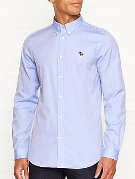 ps-paul-smith-zebra-logo-oxford-shirtnbsp--blue