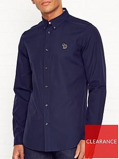 ps-paul-smith-zebra-logo-oxford-shirtnbsp--navy