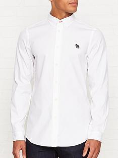 ps-paul-smith-zebra-logo-oxford-shirtnbsp--white
