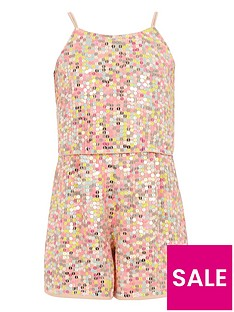 river-island-girls-pink-sequin-embellished-playsuit
