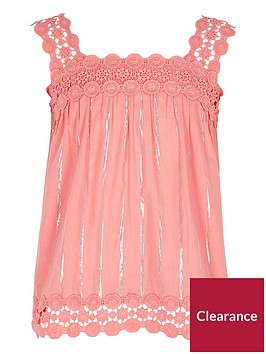 river-island-girls-pink-lace-trim-cami-top