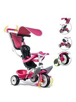 Smoby Baby Balade Trike - Pink