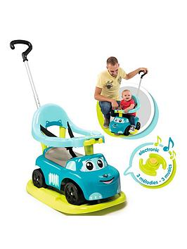 smoby-smoby-4-in-1-auto-bascule-ride-on-car-blue