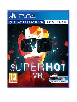 Playstation Vr Superhot Vr - Playstation Vr Required