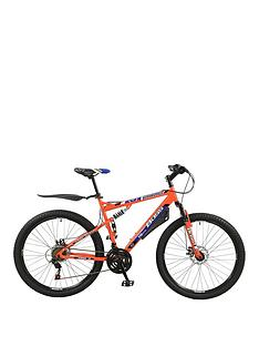 Boss Cycles Boss Carnage - Mens 27.5 Full suspension mountain Bike